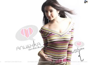 Anushka Sharma Hot Photo